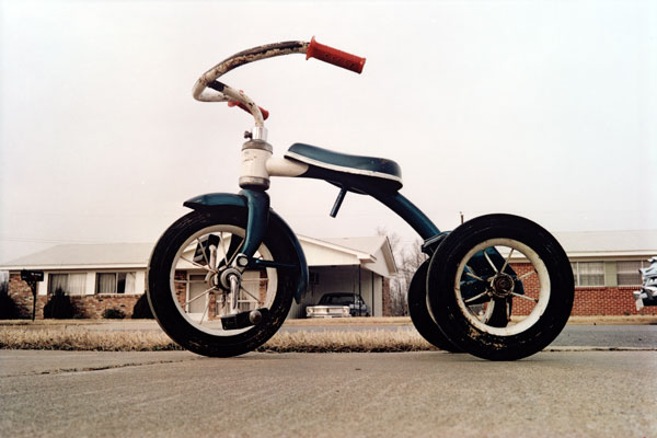 william eggleston portrait. Posted in outdoors, photograph